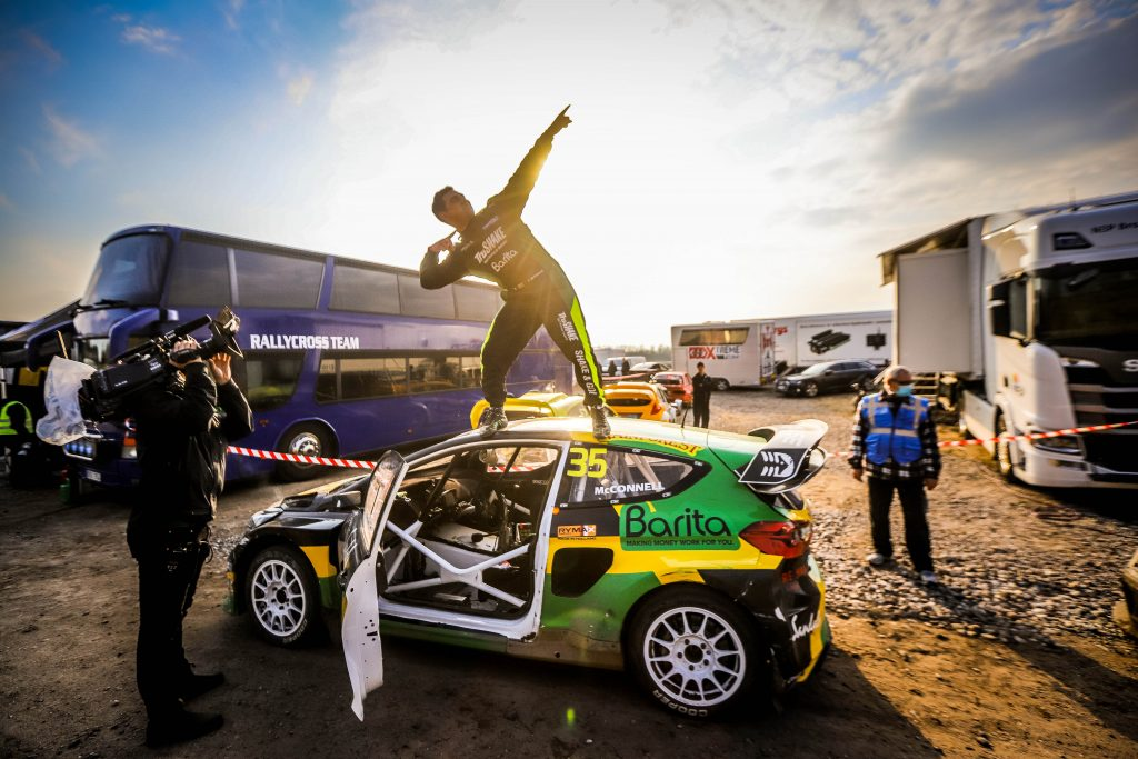 Fraser McConnell targeting all-electric glory as Jamaican joins FIA RX2e for Barcelona curtain-raiser, QEV