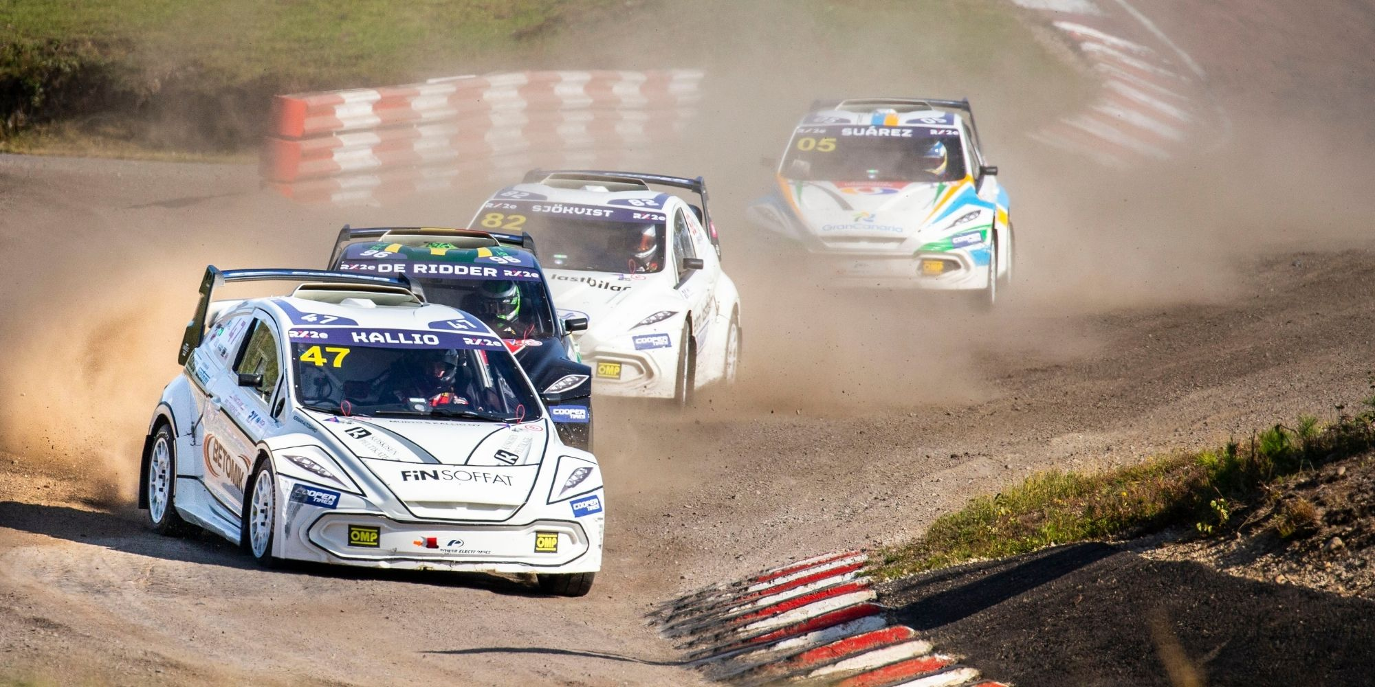 Kallio takes the spoils at Höljes in thrilling showdown with McConnell as title battle heats up