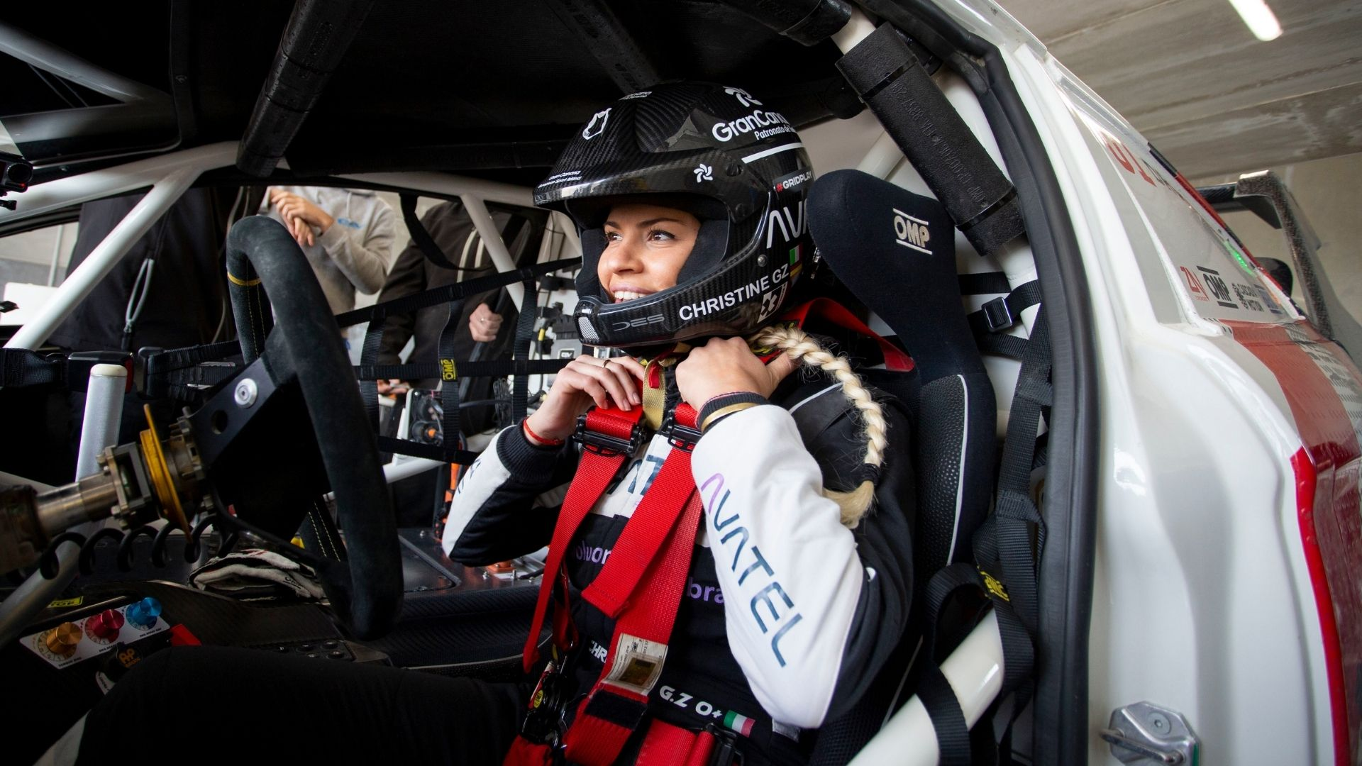 Christine GZ joins Spa line-up as off-road ace makes RX2e bow in Belgium